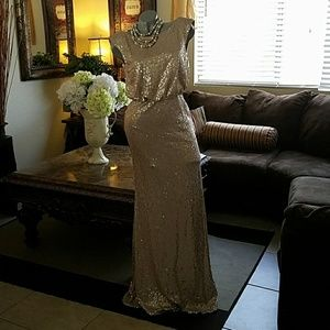 DAVID'S Bridal Long Gown